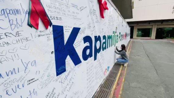 Siyempre, may pa-documentation talaga si Kuya @melchor_zarate. 😁😂😅 #KapamilyaForever
