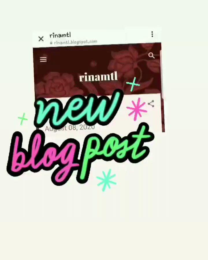 #NewBlogPost Today  #bloggers #blogging #bloggerlife #bloggersgetsocial #ontheblog #linkinprofile #lifeofsblogger #theblogissue #blogspot #instablog #instablogger #blog LINK IN MY BIO pic.twitter.com/pK0UgziBeQ
