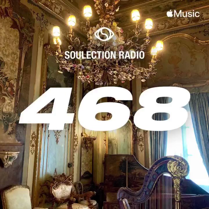 got some gems lined up 4u today on soulection radio 468 i'm on now on @Beats1