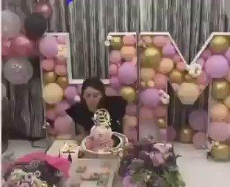 Happy birthday here\s a video of Hansika motwani celebrating her birthday!!