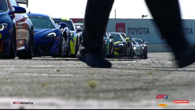 Can the @AMR_Official Vantage GT4…
