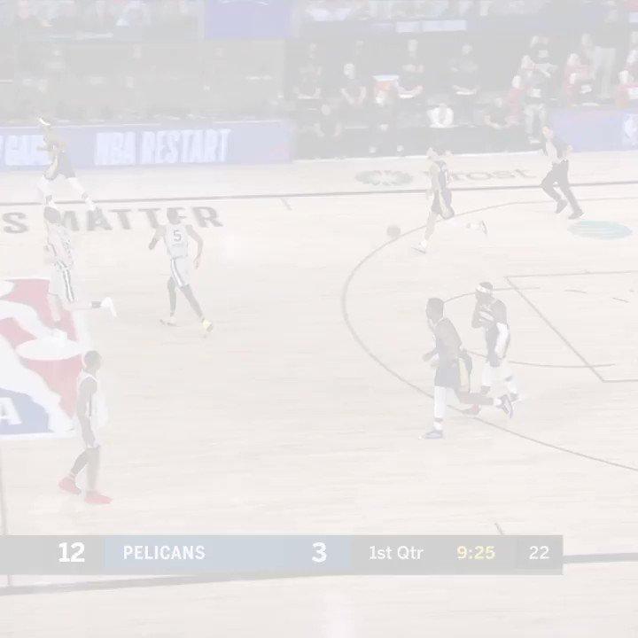 .@spurs got the win against the @PelicansNBA! 🥳🎥  Dejounte: 18 PTS | 5 REB | 2 STL Derrick: 16 PTS | 3 REB | 3 AST Keldon: 9 PTS | 2 STL Drew: 8 PTS | 11 REB | 3 AST | 2 STL | 2 BLK Lonnie: 7 PTS | 6 REB | 6 AST  #AustinAlum #GoSpursGo #WholeNewGame https://t.co/ud47MpDOmH