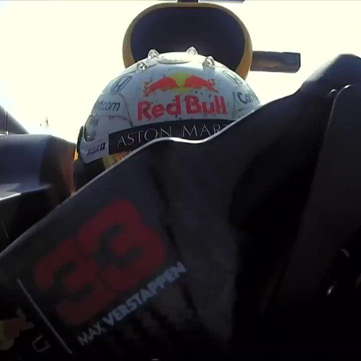 That winning feeling 😍💪  #SkyF1   #F1   #F170 🇬🇧