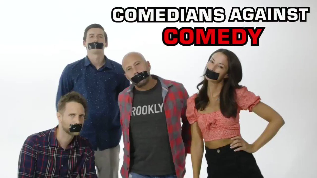 Comedians Against Comedy