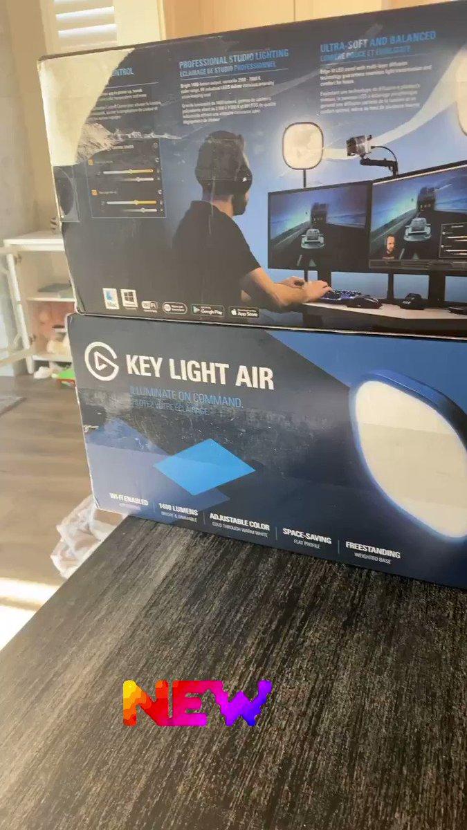 New lighting who dis be