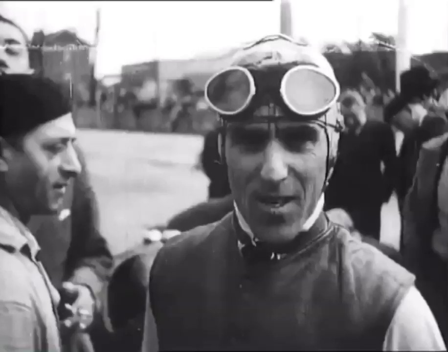 """The legendary """"Flying Mantovan"""", Tazio Nuvolari, began his racing career before the start of World War I and could never have guessed how famous he would become. Sadly he died #onthisday 11 August 1953. #Nuvolari https://t.co/6lw8CXpaSv"""