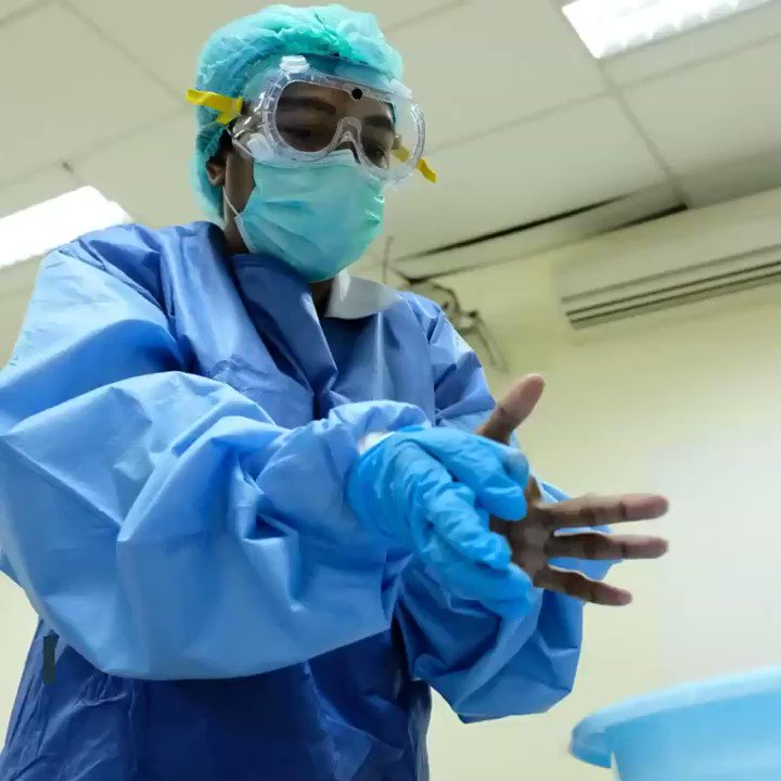 A strong & resilient health system is Timor-Leste 🇹🇱's answer to #COVID19. The country has so far been successful in preventing the spread of the virus despite limited resources. Join us as we follow this story 👉bit.ly/2DzWKZx #WHOImpact