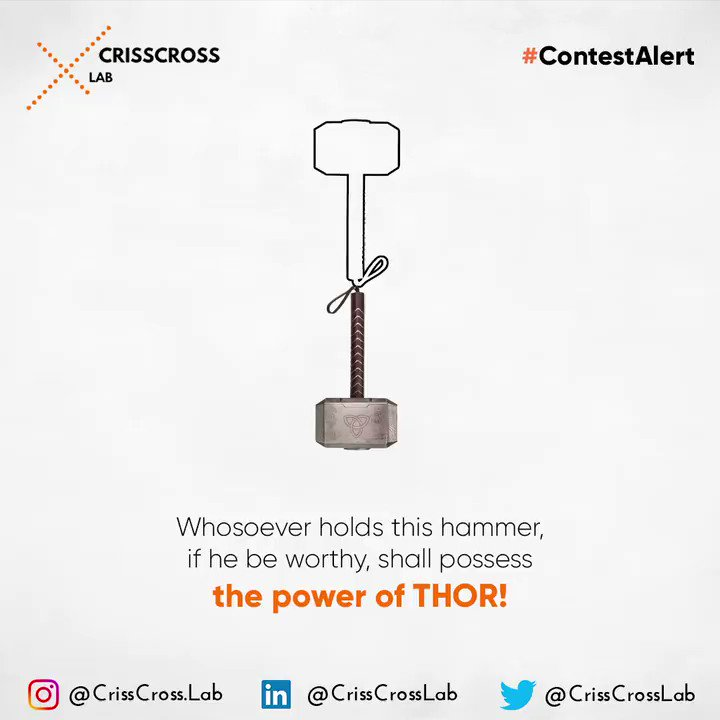 #ContestAlert #HappyBirthday #ChrisHemsworth Participate in #perfectfit #screenshot #challenge #today,submit #entry with #RETWEEET,#follow  @CrisscrossLab,top2best #entries willget #amazon #Vouchers #comment #playtowin #contest #trending #hollywood #movies #THOR #Avengers #Marvelpic.twitter.com/82P20YaFxp
