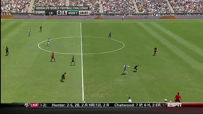 Happy Birthday to Mario Balotelli!   Remember that time he tried this against LA Galaxy?