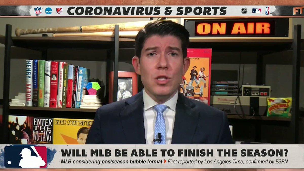 Baseball needs a postseason bubble. https://t.co/weDfCE9lQd