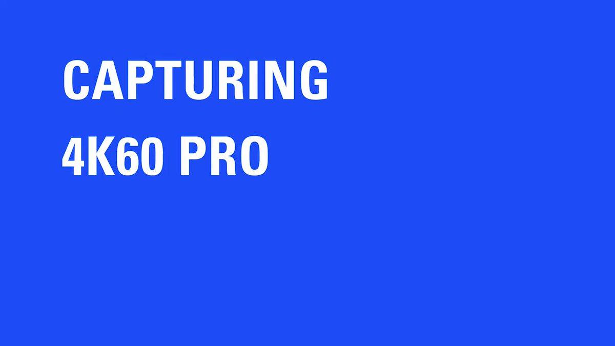 4K60 Pro MK.2 peut capturer des taux de rafraîchissement élevés comme :  ✅ 1080p 240hz ✅ 1440p 144hz  Voici comment : https://t.co/5IsHf4ENnR