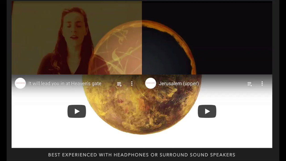 Remembering #WilliamBlake who died #onthisday in 1827, here is a demo of our #interactive audio-visual experience #agoldenstring Head over to bit.ly/agoldenstring to create your own version of the piece 👉🎶 🔊 SOUND ON 🔊 🎧 BEST WITH HEADPHONES 🎧 💻 LAP/DESKTOP ONLY 🖥