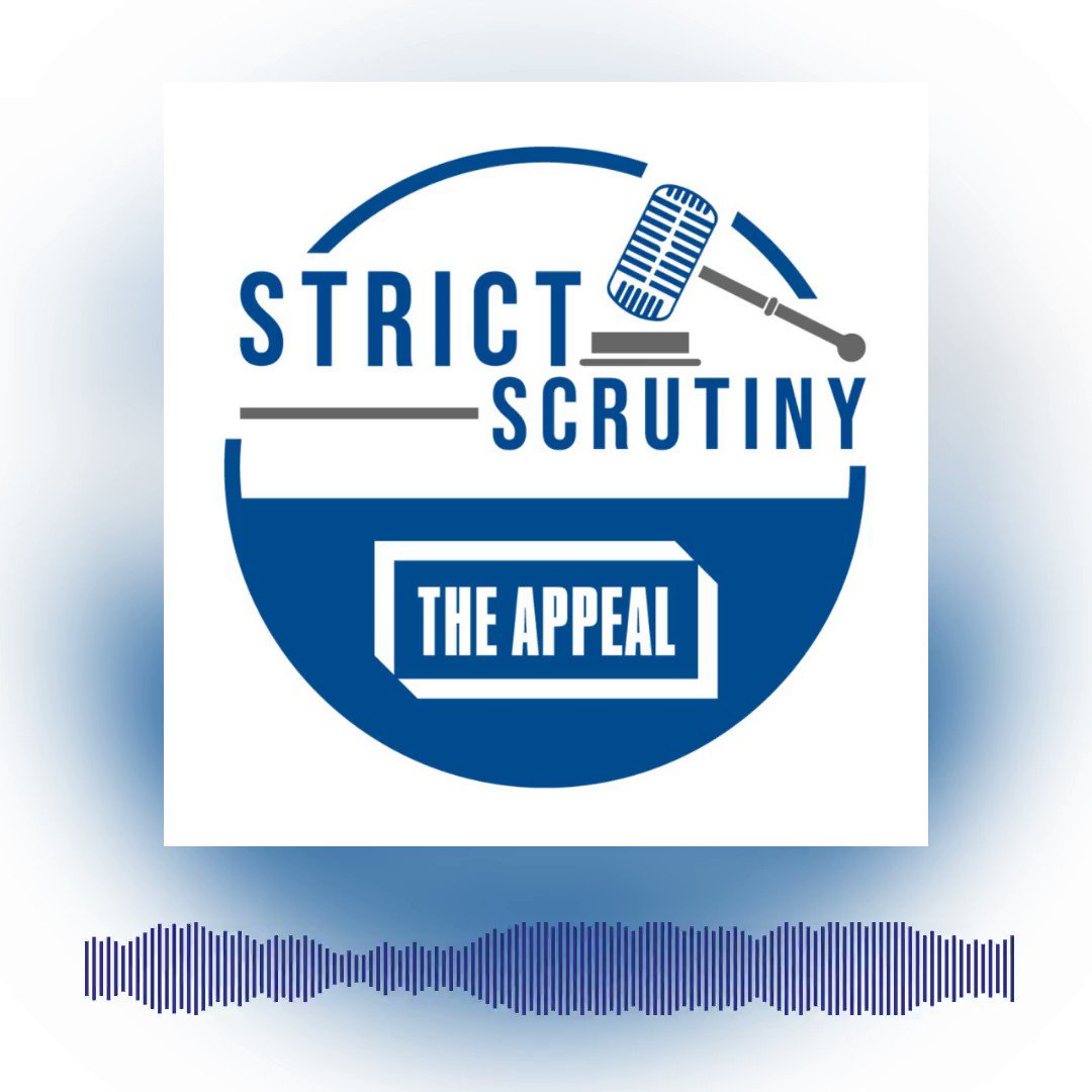 """#ICYMI: @Sifill_LDF joined @StrictScrutiny_ to discuss the Supreme Court's disturbing suggestions that it is """"distasteful"""" to talk about racism before the Court. Listen here: https://t.co/GKIaQfUSOF https://t.co/kND2r6T4rn"""