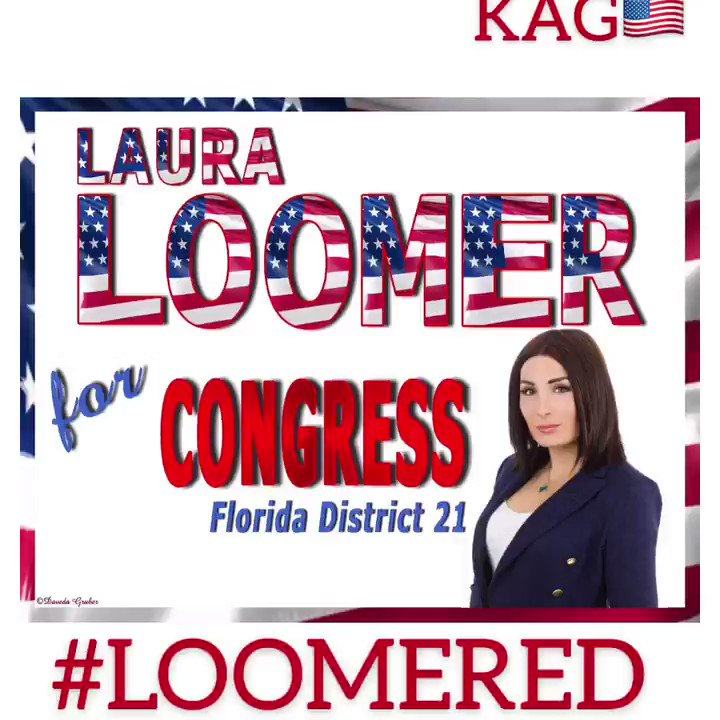 Laura's primary election is exactly 6 days away! We need to raise as much money as possible before August 18th so I can hit the ground running for the General Election to unseat Lois Frankel! Please donate $5 or more today. Thank you! Donate! 👇🏾 secure.anedot.com/laura-loomer-f…