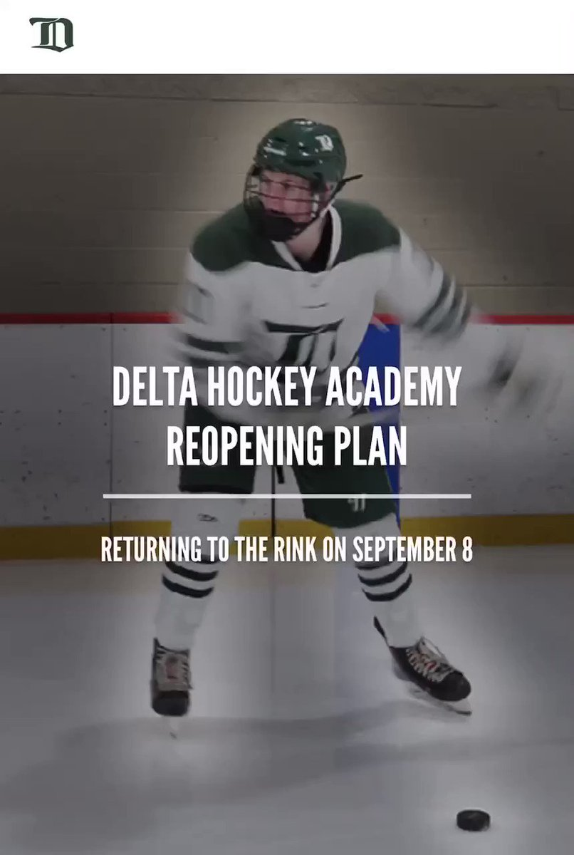 We are looking forward to welcoming our student-athletes back to DHA this fall! Throughout the summer, we have been developing a reopening plan with the health & safety of our entire community in mind. Click the link in our bio for our reopening plan.  #returntohockey #CSSHL #DHA https://t.co/uJkNdTRvGf