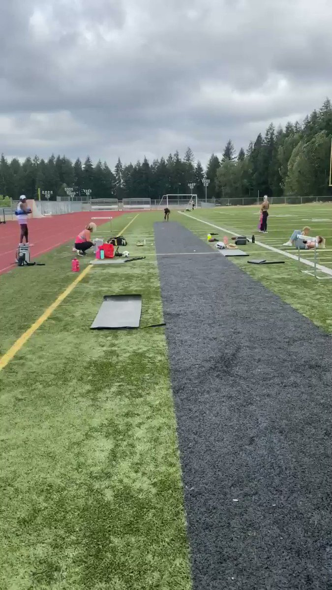 We will take it 40 yard dash 4.72... gonna try to hit 4.50 #athlete