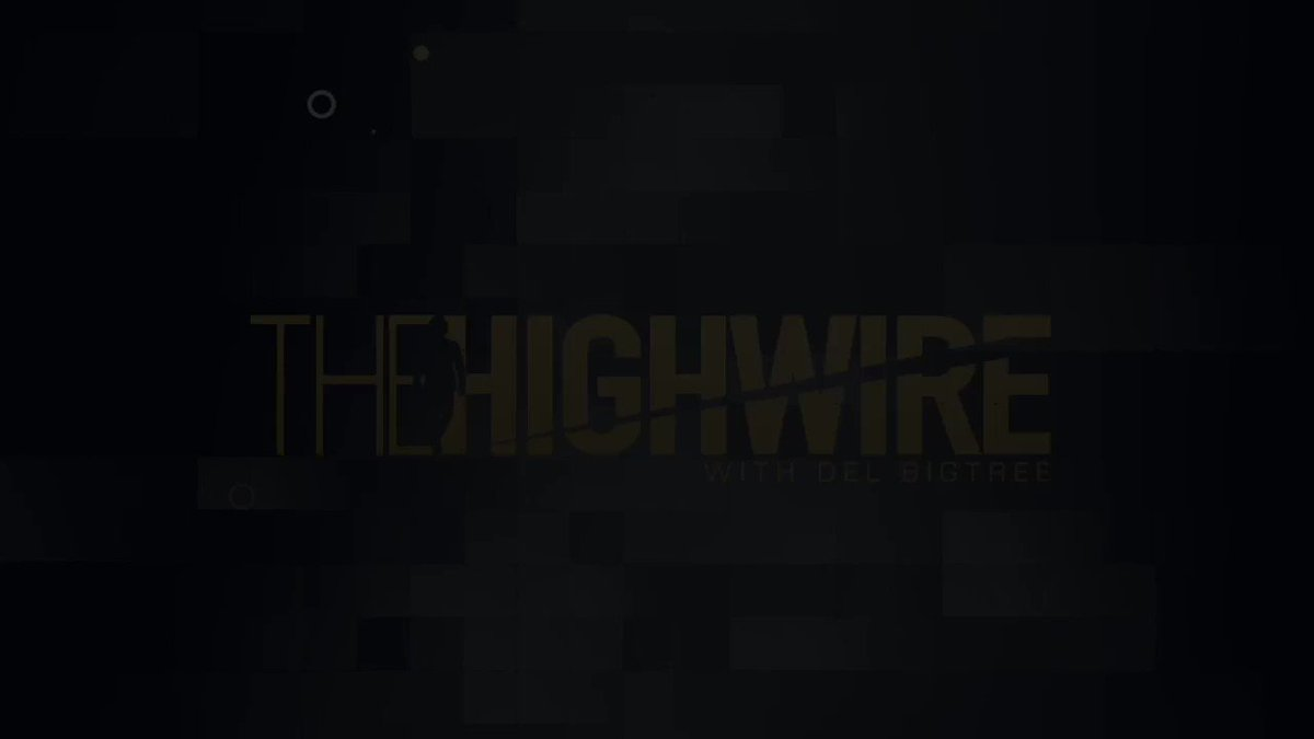 Image for the Tweet beginning: See you on The HighWire