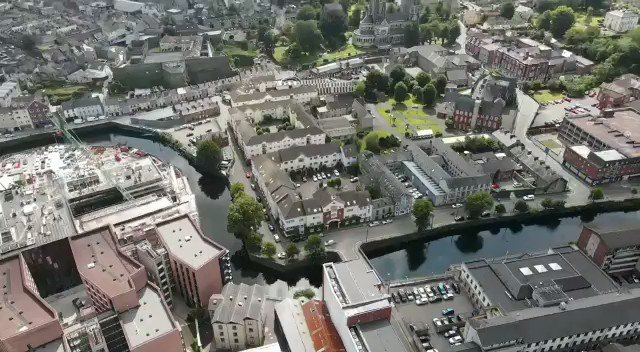 Check out this amazing footage of our alfresco dining space on little cross street, bringing the city to life 😊😍#purecork #alfrescodining #beergarden @corkcitycouncil https://t.co/AAZwHknThO