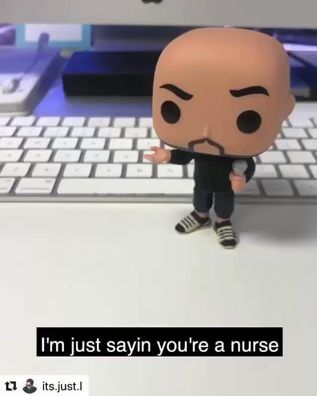 You all are getting creative with these Jokoy @OriginalFunko POPS! Keep them coming. I love my fans!!  #funko #funkopop #funkofamily https://t.co/Ri5L0QGBS6