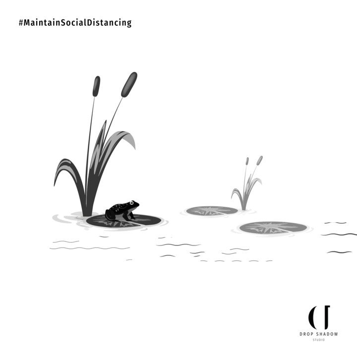 Proper Social Distancing Matters! #SocialDistancing #Quarantine #QuarantineLife #COVID #COVID19 #Covid_19 #CovidVaccine https://t.co/whjzECs5pm