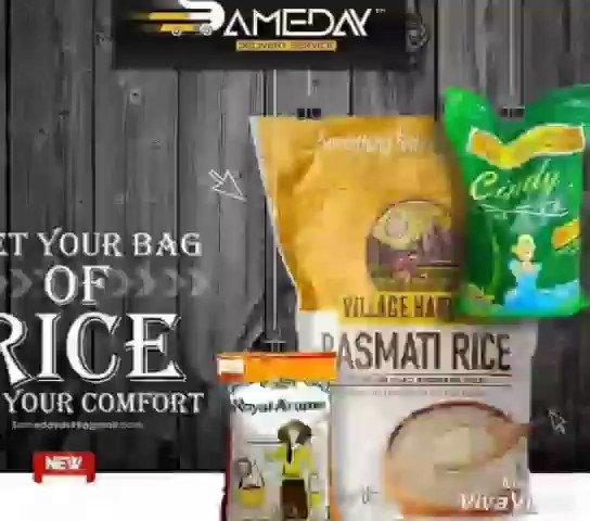 Sameday Rice Delivery, Ready Set Delivered! #Foodie #ghfooddelivery #eastlegon. @shattawalegh @KinaataGh @1RealJoeyB @thenanaaba @tv3_ghana https://t.co/6G8YC4Svsz