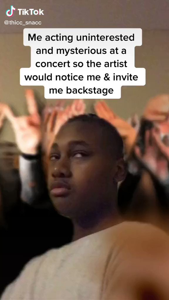 I- if this isn't me at every concert 🥴