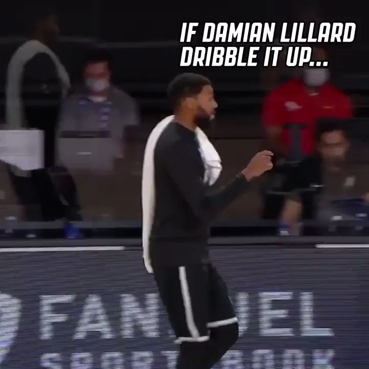 This Nets strategy for stopping Dame 🤣  (via @HoHighlights) https://t.co/1I2ac1saBO
