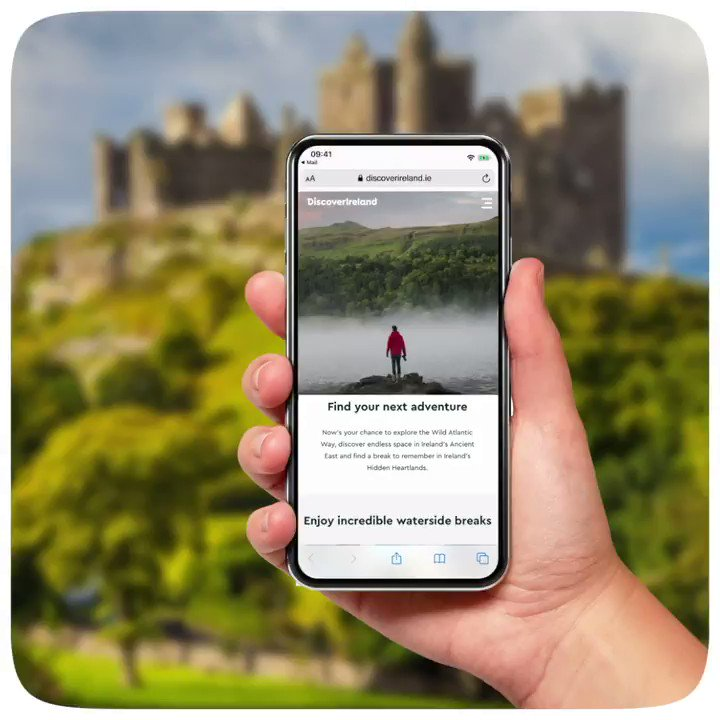 Our new look https://t.co/mIQPIuNYaU website has been redesigned as the one-stop shop for domestic visitors.   We are encouraging all businesses to ensure they are listed on @discoverirl and to keep those listings updated 👉 https://t.co/dOf3jyiBcS  #TourismTogether @IHFcomms https://t.co/Q1BPhO5SC7