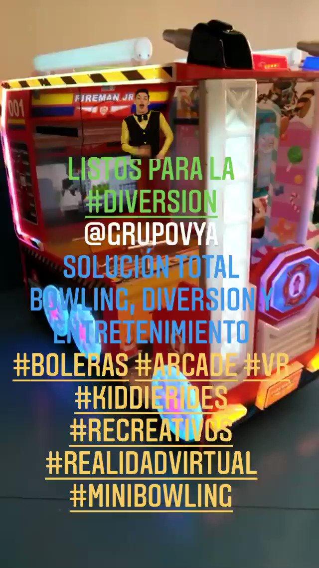Image for the Tweet beginning: Solución Total #Bowling #Diversión #Entretenimiento