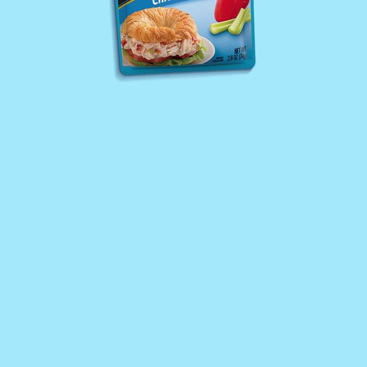 Image for the Tweet beginning: StarKist Creations Chicken Salad pouch