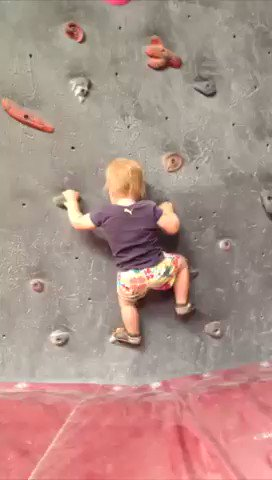 Wow.                              #children #wall #climbing #child https://t.co/FdAucCzpeY
