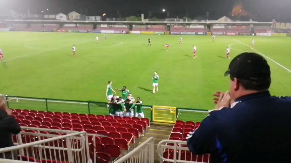 Brilliant from @CorkCityFC 🔥3-0 winners! Great showing from all the lads. @CorkCityFCAcad #CCFC84 #Cork #GreatestLeagueInTheWorld #loi https://t.co/ueIsLGGvKa https://t.co/O4W81i5ncq