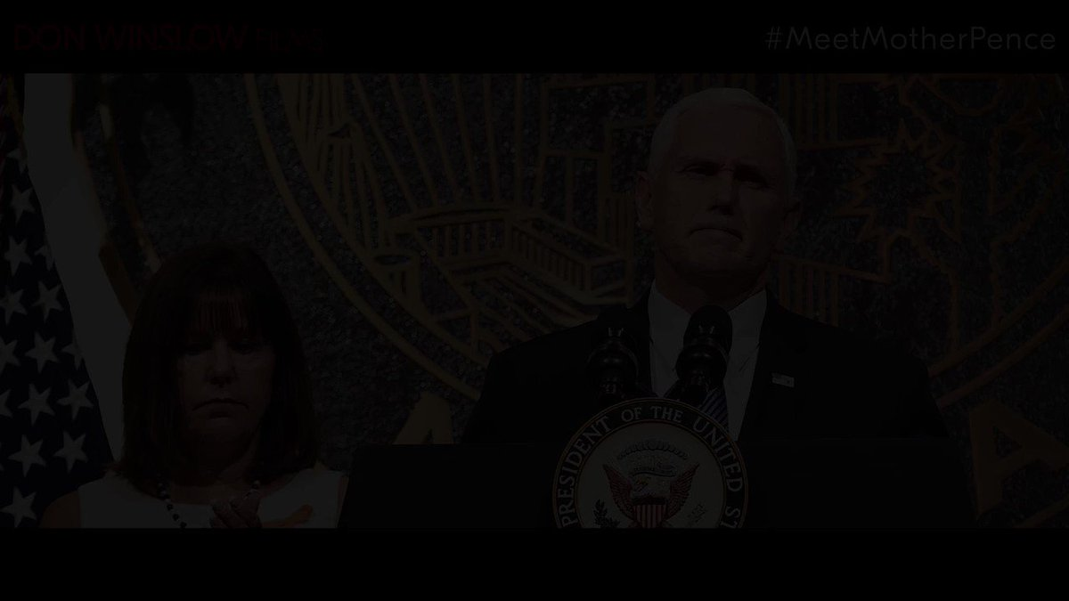 @donwinslow's photo on #MeetMotherPence