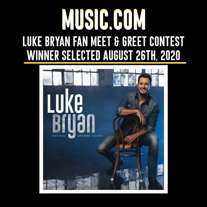 We're launching a contest for a chance to meet and speak with @LukeBryanOnline! To win, leave a video comment of your fan story under his new song #BuildMeADaddy off his latest album Born Here Live Here Die Here. Contest ends August 21st.  Instructions in the comments ⬇️