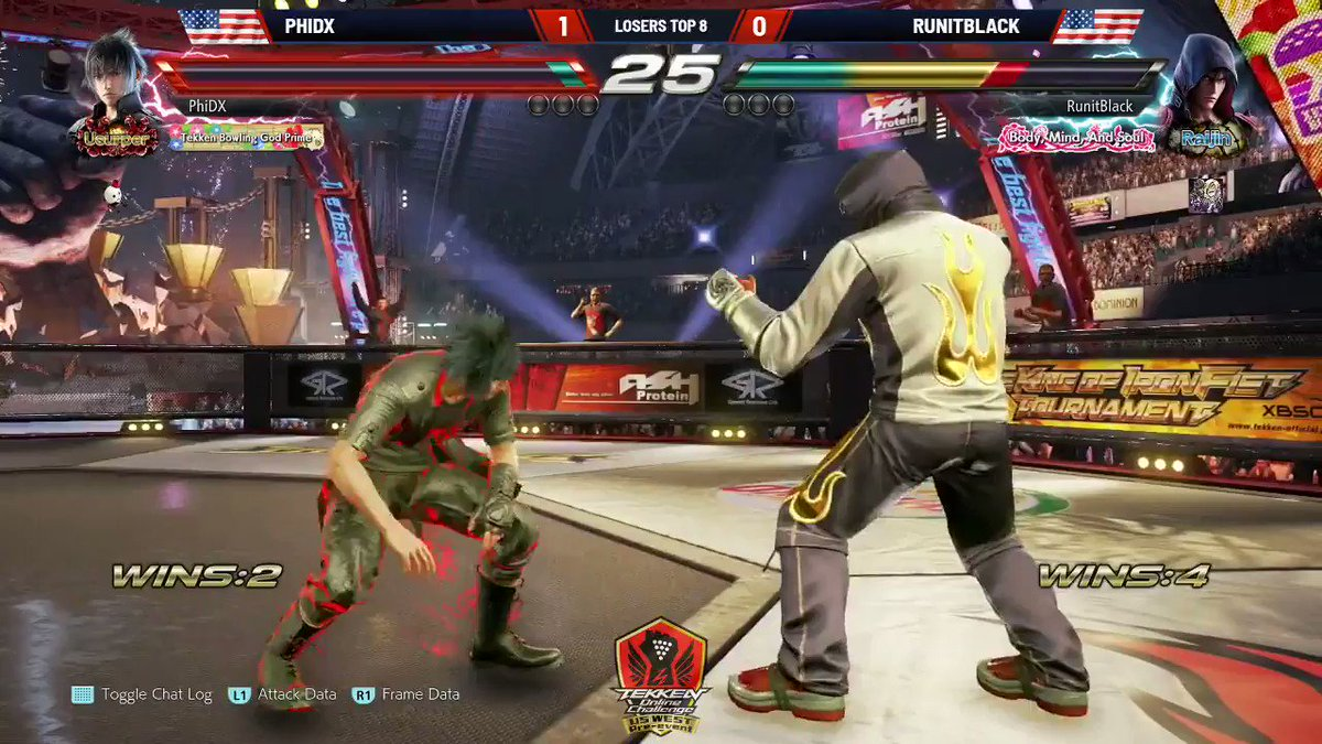 Bandai Namco Esports On Twitter Don T Ever Try To Kick My Foot Https T Co Vrgvgne896 Tekken7 T7onlinechallenge