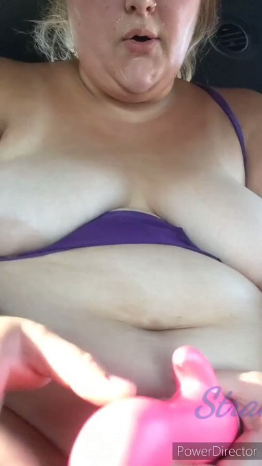 Horny ASF waiting for a ride. In the meantime I do this? #Masturbation #wetpussy #SSBBW #sexy #inpublic