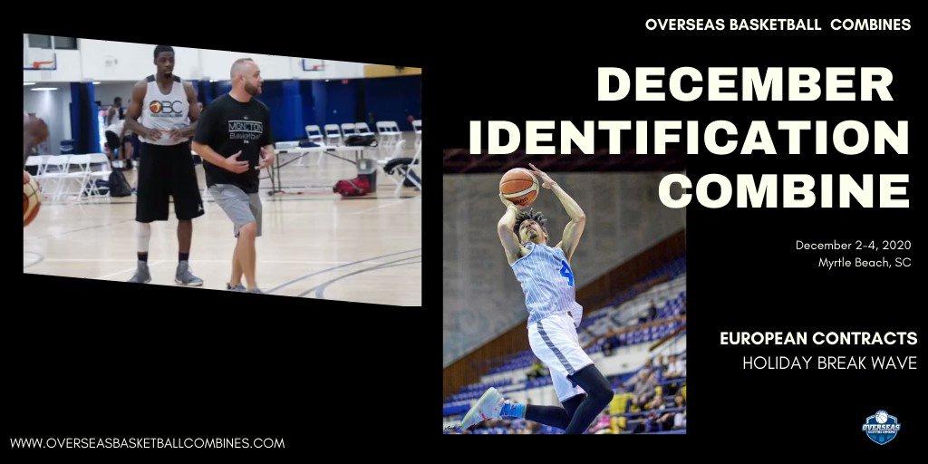Image for the Tweet beginning: Identification Combine (Myrtle Beach SC,