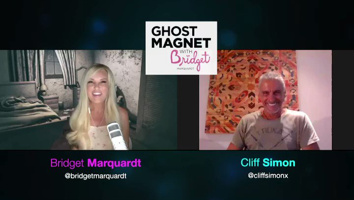 👻🧲New Ghost Magnet Podcast episode👻🧲 This week I have @cliffmsimon from @travelchannel new show #intotheunknown! We are talking about Mount Shasta, the Rougarou, the Jersey Devil, the night marchers &more!  Apple podcasts Spotify IHeartRadio   #paranormal #ghosts #ghostmagnet https://t.co/R8CuErIw61