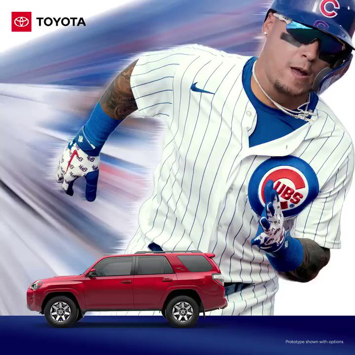 Dear Fast Lane,   Lemme show you how it's done. 💥 Try to keep up, Javy 🎩 #ad #Toyota