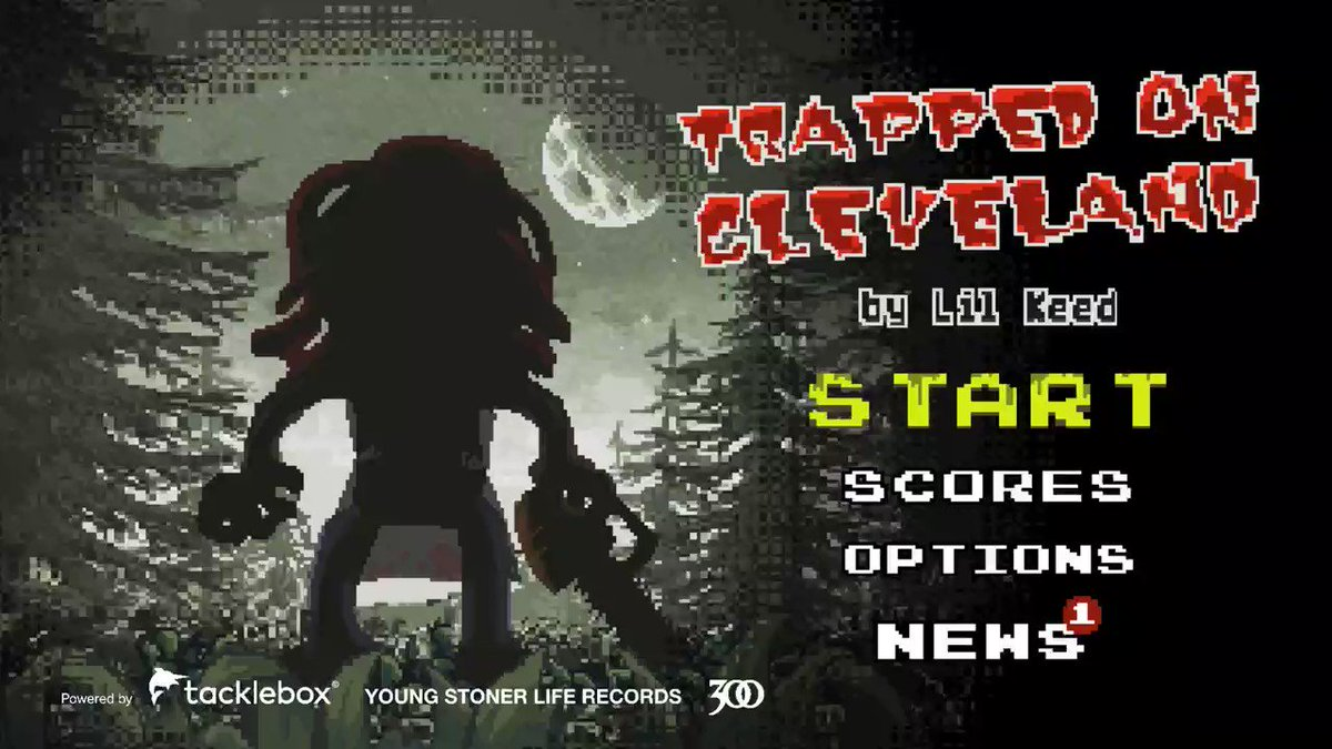 Trapped On Cleveland: The Game is out now in the iTune store. I got a special prize for the top scores.  Go download it right now: