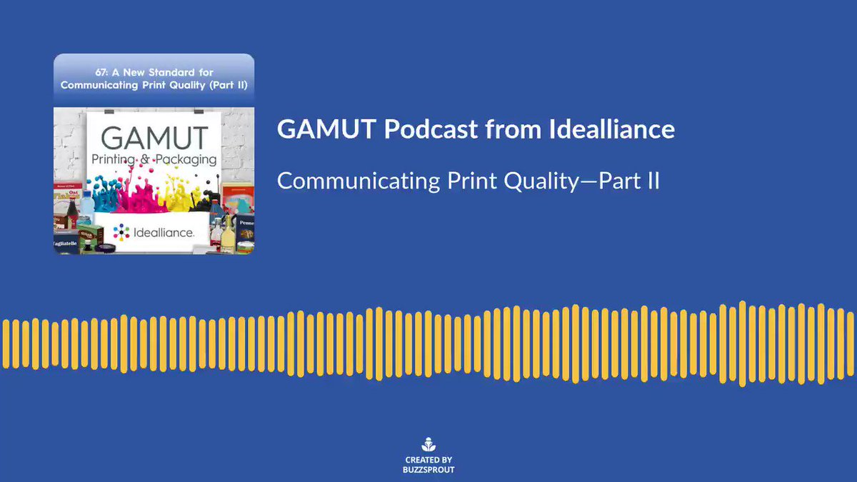 Image for the Tweet beginning: *New* GAMUT Podcast Episode 67