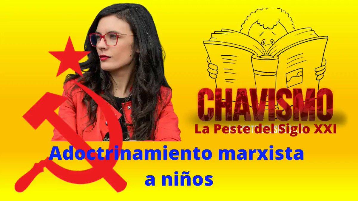 """Fernando Rodríguez Guzmán™ on Twitter: """"#RT Valiente mamá,  @Sonjitarockstar, denuncia a diputado comunista @camila_vallejo, por su  inmoral adoctrinamiento marxista a niños. Lo que no son capaces de hacer  los cobardes políticos de"""
