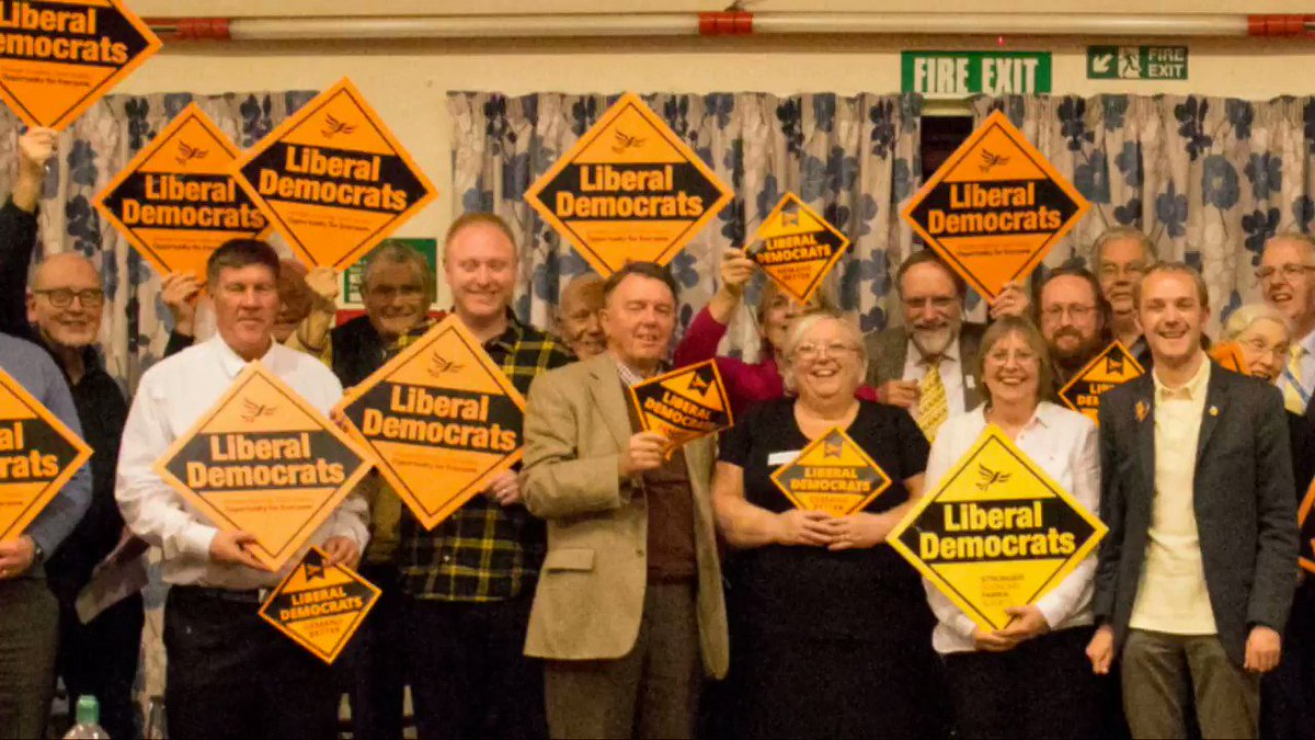 FarehamLibDems photo