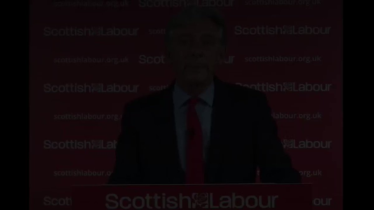 """Today I am issuing a warning to Scotland's political establishment. Your old ways were never the answer. But the need to break with them is more urgent now than ever. It is time to fight for Scotland's future."" @LabourRichard #OurFutureScotland"