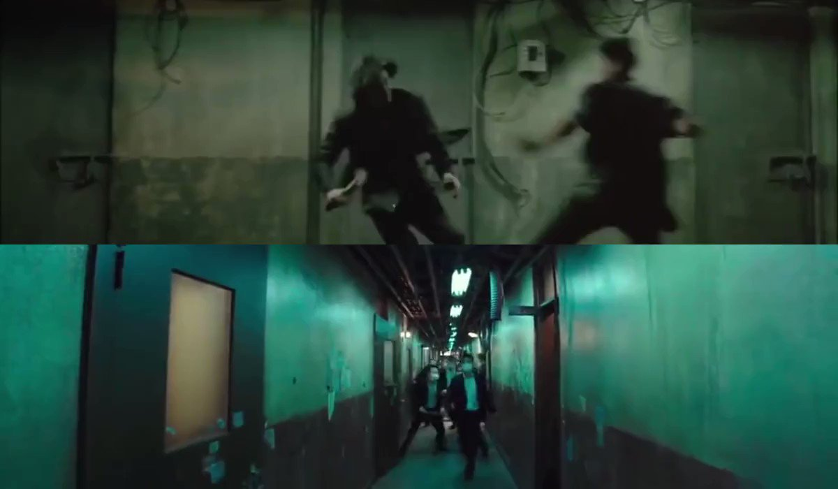 OLDBOY (2003). Director: Park Chan-wook ---------------- THE VILLAINESS (2017). Director: Jeong Byeong-Gil