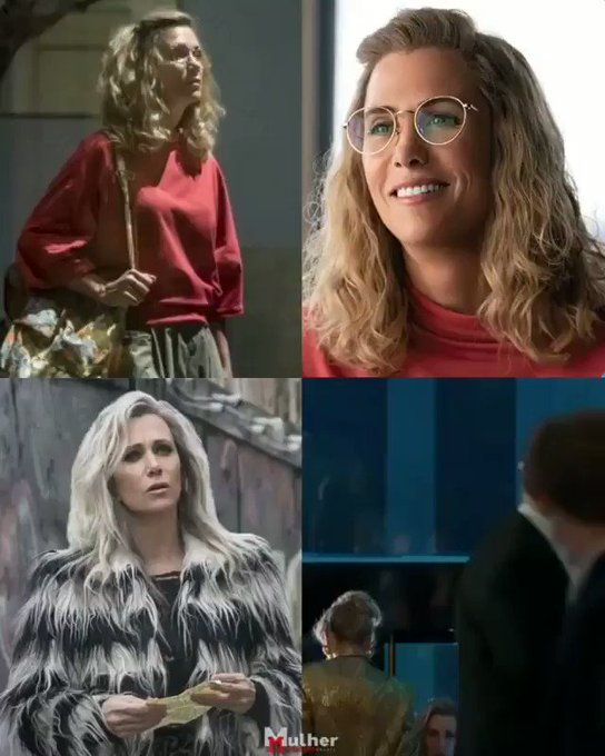 Happy Birthday Kristen Wiig  Our favorite villain of the moment