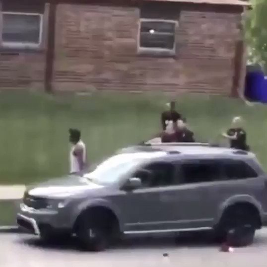 Wow. This Black man was shot several times in the back by @KenoshaPolice today. He was getting into his car after apparently breaking up a fight between two women. He's in critical condition now. We demand JUSTICE! #BlackLivesMatter https://t.co/I1reDEp4nw