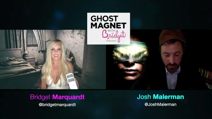 👻🧲New Ghost Magnet Podcast Episode👻🧲 This week I am chatting with @JoshMalerman the author of @BirdBoxMovie and the brand new sequel #Malorie! He tells me about his inspiration for #birdbox and his real life ghost stories!   #ghost #ghostmagnet #paranormal https://t.co/1lt6OQG4tL