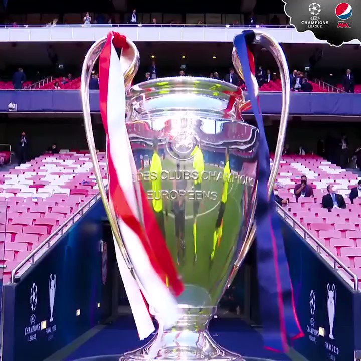A @ChampionsLeague like no other. This UCL season ❓❓❓🤔⬇️ Comment below with an emoji🤔⬇️ @PepsiFootball #UCLisback https://t.co/YdwEdfFrlv