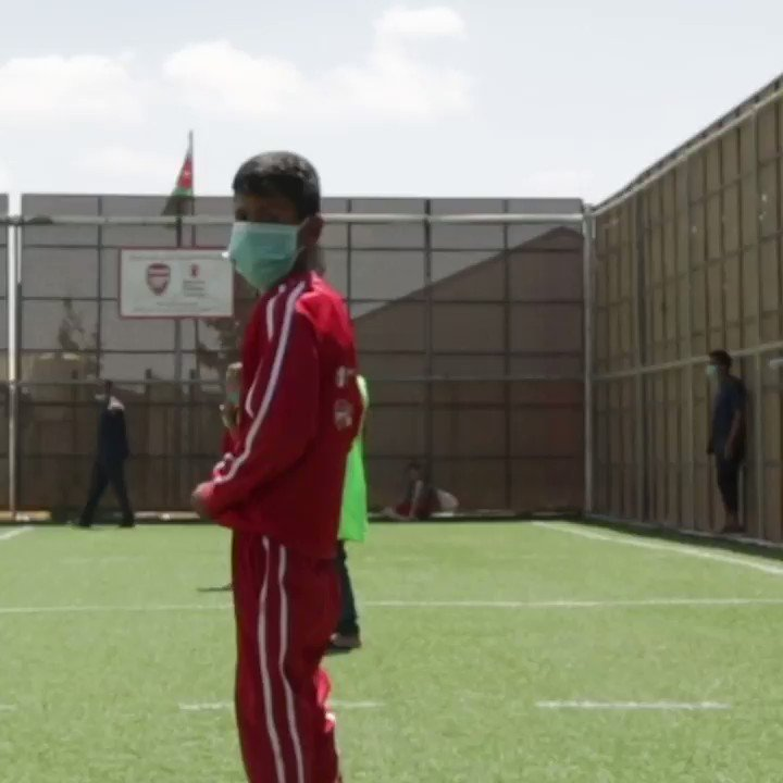 Coaching for Life is back 😍 Here's why our sessions with @savechildrenuk in Za'atari refugee camp are more important than ever 👇